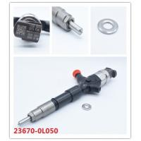 Quality Common Rail Injector 23670-0L050 for TOYOTA HILUX 1KD-FTV3.0L for sale