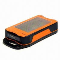 Wholesale Solar GPS Tracker for Tourist, Supports 64 Geo-fence Setup, Measures 96 x 51 x 22mm from china suppliers