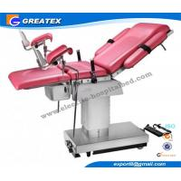 Wholesale Stainless steel Gynecological Examination Table / Chair for Female with soft mat from china suppliers