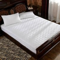 Wholesale Bedwetting White Waterproof PVC Mattress Cover Anti Bacteria from china suppliers