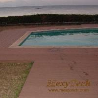 Wholesale Composite Decking, Widely Used on Swimming Pool from china suppliers