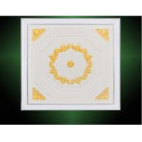 Buy cheap PC Fire-proof Shell 6060 Patented Product Invisible Ceiling Recessed LED Panel DIY from wholesalers