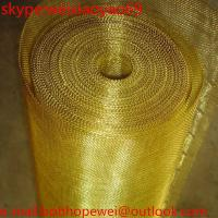 Wholesale 200mesh red copper wire mesh(Free sample) from china suppliers
