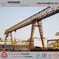 Quality Trussed Type Single Girder Gantry Crane Hot Sale In 2016 for sale
