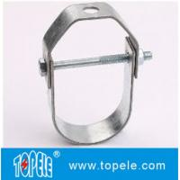 Wholesale UL certified heavy duty  Galvanized Steel Pipe Clamp Clevis Hanger from china suppliers