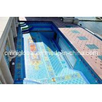 Wholesale Swimming Pool Glass Mosaic from china suppliers