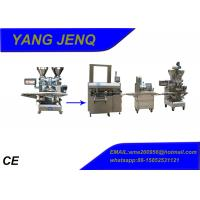 Quality Independent Encrusting Machines for Fish Balls , Pastry Filler Machine for sale