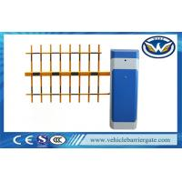 Wholesale Vehicle Access Controlled Automatic Parking Lot Gates With Boom Length 6m from china suppliers