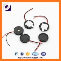 Wholesale 95dB black loud Piezo Electric Transducer for buzzer alarm , ABS material from china suppliers