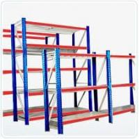 Wholesale Multiple Levels Q235B Steel Heavy Duty Metal Industrial Pallet Racking, Warehouse Shelving from china suppliers