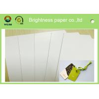 Wholesale Two Side Printed A0 Card Sheets , C2S Glossy Strong Cardboard Sheets For Art from china suppliers