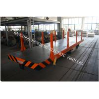 Wholesale Battery power rail flat car rail transport car 15ton load capacity 48V voltage DC from china suppliers