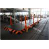 Buy cheap Battery power rail flat car rail transport car 15ton load capacity 48V voltage DC from wholesalers