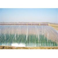Wholesale Holographic Plastic Greenhouse Film Single Layer PE Material , 1m-20m Width from china suppliers
