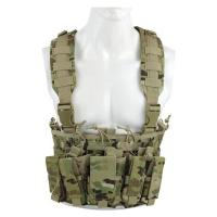 Wholesale Swat Tactical Gear Vest Chest Rig / Molle Tactical Combat Vest from china suppliers