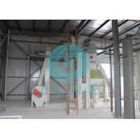 China Animal Feed Pellet Production Line / Manual Cattle Feed Pellet Making Machine on sale