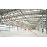 Wholesale Prefabricated Industry Steel Building Designed By PKPM, 3D3S, X-Steel from china suppliers