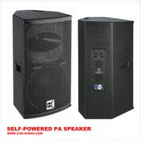 Wholesale Professional Indoor Home Music Pro Audio Sound System 15 Inch from china suppliers