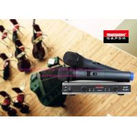 Wholesale CE / ROHS Multiple Cordless Microphone System , Wireless Mic System from china suppliers