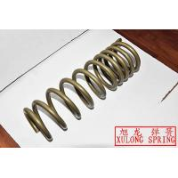 xulong spring manufacture off road vehicle coil springs for aftermarket