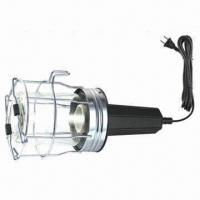 Wholesale Portable work lamp with glass bowl from china suppliers