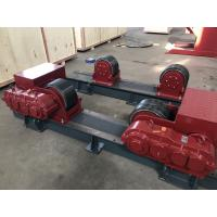 Buy cheap 30T Pipe Welding Rollers,Tank Turning Rolls,Welding Rotator At Stock For Sale from wholesalers