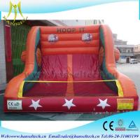 Wholesale Hansel amazing kids toys inflatable plastic equipment from china suppliers
