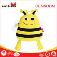 Buy cheap Ultra - Light Anti Lost Personalized Kids Animal Backpack 21.5 * 21cm Bee Style from wholesalers