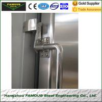 Wholesale Cold storage door electric sliding door from china suppliers