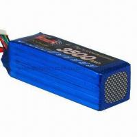 Wholesale Tiger 22.2V 3500mAh 30C 6S LiPo Battery for RC Models from china suppliers