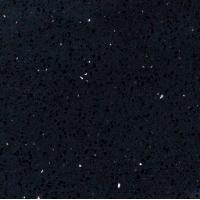 Wholesale Silver Black Artificial Quartz for Floor Tile from china suppliers