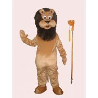 Wholesale Handmade kids animal full body carnival lion mascot cartoon costumes from china suppliers