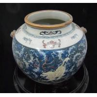 China Chinese Antique Porcelain Big Jar WRYJV04 on sale