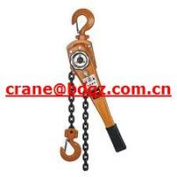Wholesale HSH series Lever block /HSH lever block/manual lever hoist  Hsh-0.75 Hsh-1.5 Hsh-3.2 Hsh-6 from china suppliers