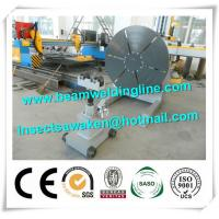 Quality Head and tail Small Welding Positioner for vessel tank welding for sale