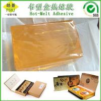 Wholesale High Stickness Hot Melt Glue Blown Block , Viscosity 6500CPs/170℃ from china suppliers