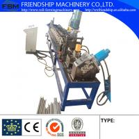 Wholesale 1.0mm Stud Roll Forming Machine Stud Roll Forming Machine With Hydraulic Cutting from china suppliers