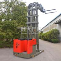 Wholesale 1T 7.5M narrow aisle electric 3way stacker/electric forklift With very good performance from china suppliers