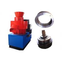 Wholesale 90KW Homemade Hard Ring Die Pellet Machine For Make Organic Fertilizer from china suppliers