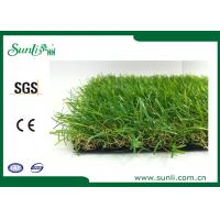 Wholesale Anti UV Landscape Garden Artificial Grass , Easy Installation from china suppliers