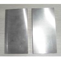 Wholesale Heat Exchanger Gr5 Titanium Alloy Plate With ASTM F4911 Standard from china suppliers