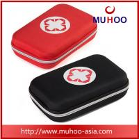 Wholesale EVA mini emergency medical organizer bag first aid kit for car from china suppliers