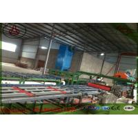 Wholesale Gypsum Board Equipment Fiber Cement Board Production Line , Calcium Silicate Board Machine from china suppliers