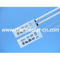 Wholesale SEKI ST-22 thermostat, ST-22 thermal cutout switch from china suppliers