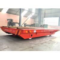 Wholesale 1000kg small capacity manual rail bogie with casting wheels from china suppliers