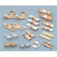 Wholesale Brass Parts Of Welding Machine / Electrical Stamped Metal Parts For Starter from china suppliers