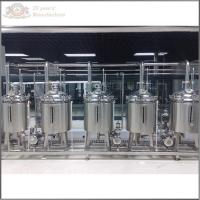 Wholesale 100L micro pub brewery equipment home brewing machine from china suppliers