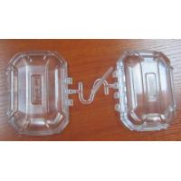 Wholesale PC Earphone Cover Precision Injection Mould , Short Shot Injection Molding from china suppliers
