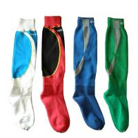 Wholesale Acrylic Stockings Half-Cushion Customed  Durable Sport Tube Socks For Junior from china suppliers