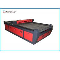 Wholesale Auto Feeding CO2 Laser Cutting Engraving Machine 1325 3mm 2mm Metal Garment Textile from china suppliers